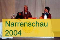 Narrenschau 2004
