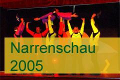 Narrenschau 2005