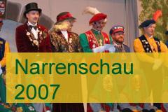 Narrenschau 2007