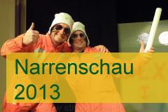 Narrenschau 2013
