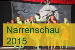 Narrenschau 2015