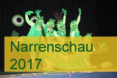 Narrenschau 2017